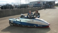 Keppel Sidecar Team stopt per direct met F1 zijspanraces.