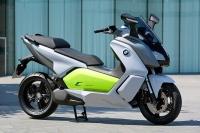 Nieuw, anders en toch hetzelfde ……de BMW C evolution: elektrisch scooteren