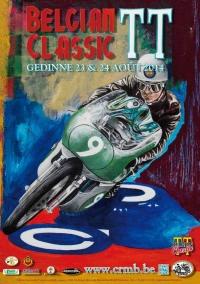 Belgian Classic TT in de Ardennen!!!